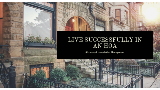 Learn how to live successfully in a homeowners association
