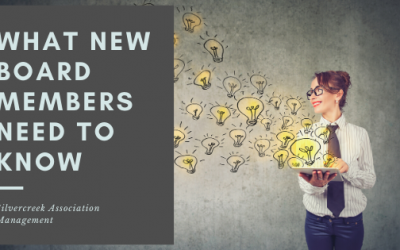 What Every New HOA Board Member Needs to Know
