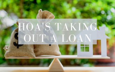 Can your HOA Take out a Loan?