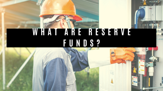 Reserve Funds For An HOA
