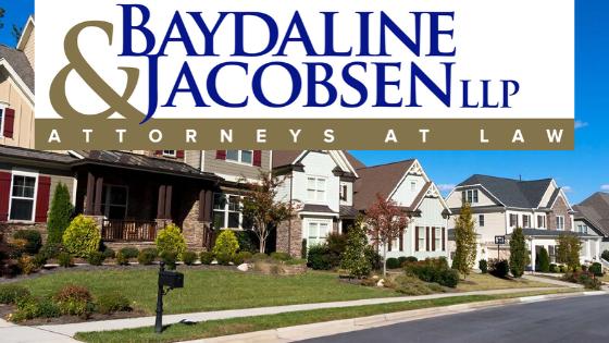 Baydaline & Jacobsen LLP: Community Association Statue Book 2020 Edition
