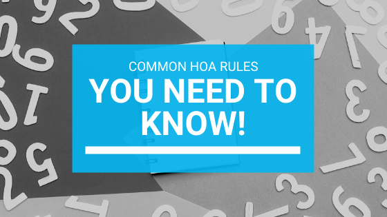 Homeowners Association Rules You Need to Know