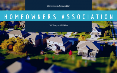 Top 10 Legal Obligations of Homeowners Associations