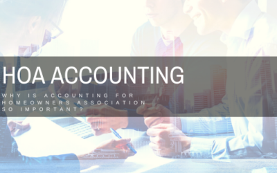 What Are the Basics of Homeowners Association Accounting?