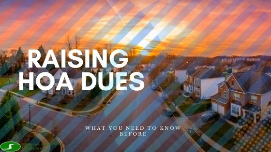How to raise your hoa dues properly Blog Image