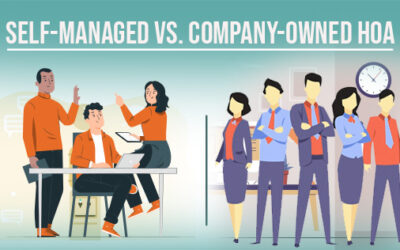 Self Managing vs. Using an HOA Management Company