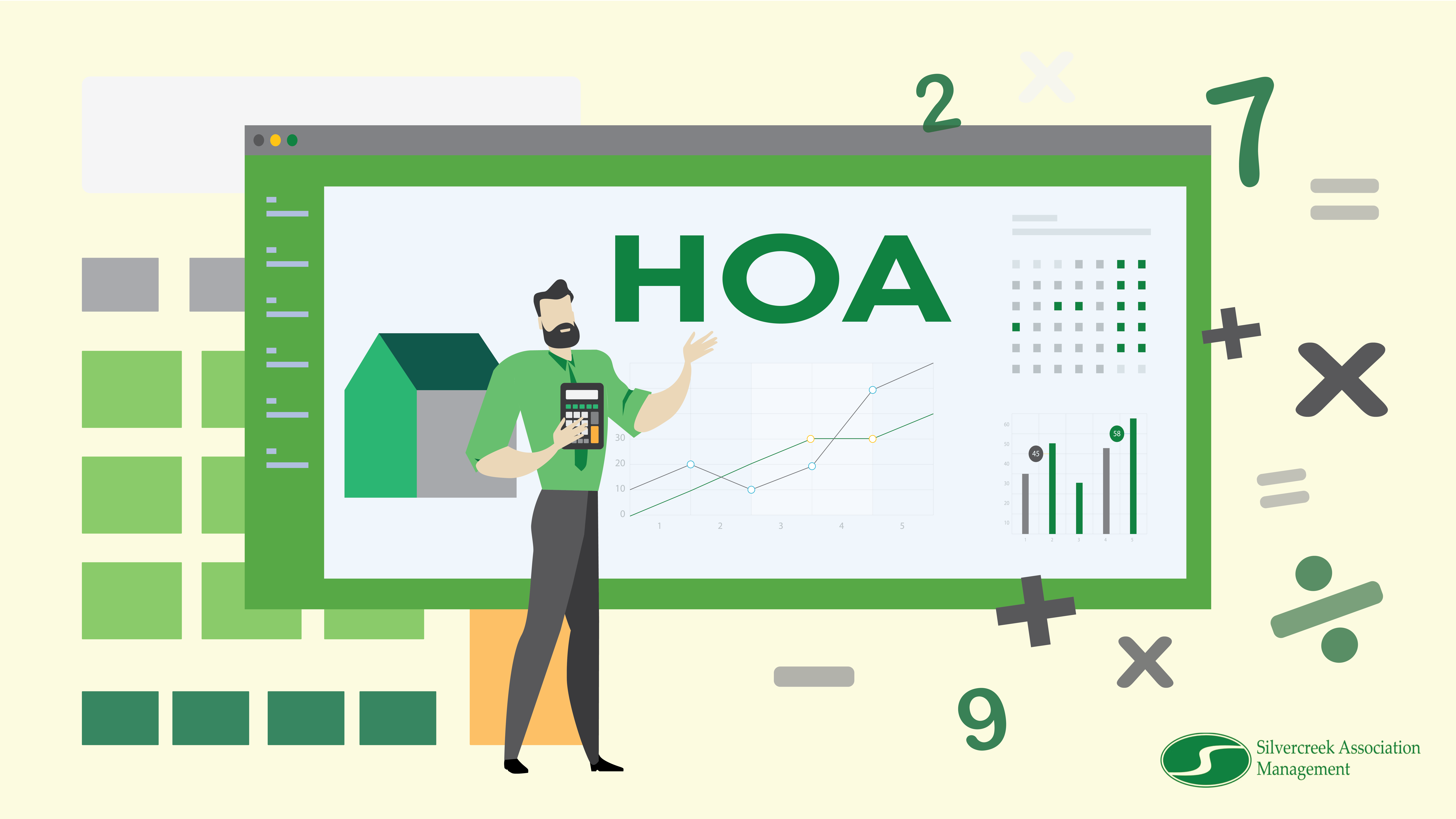 How to Calculate and Set HOA Fees for Your New Homeowners Association blog image